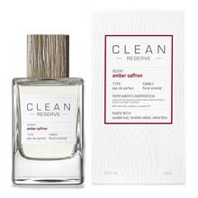Clean Reserve Amber Saffron - Eau de Parfum (Edp) Spray 100 ml