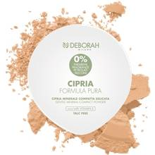 Deborah Milano Formula Pura Cipria Mineral Compact Powder 9 gr No. 002