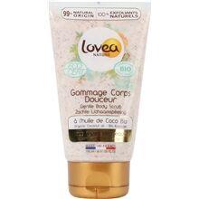Lovea Bio Gentle Body Scrub Coconut Oil 150 ml