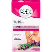 Veet Wax Strips Underarm 16 kpl/paketti