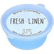Bomb Cosmetics Fresh Linen Mini Wax Melt