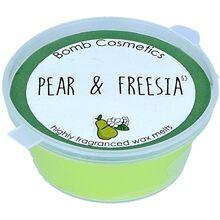 Bomb Cosmetics Pear & Fresia Mini Wax Melt