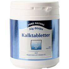 Alg-Börjes Kalktabletter 1000 tablettia