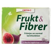 Bringwell Frukt & Fibrer 12 kpl/paketti
