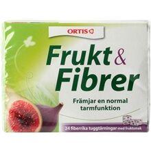 Bringwell Frukt & Fibrer 24 kpl/paketti