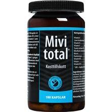 Bringwell Mivitotal 100 kapselia