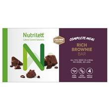 Nutrilett Smart Meal Bar 4-pack 4 kpl/paketti Brownie