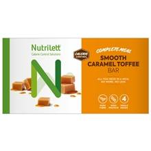 Nutrilett Smart Meal Bar 4-pack 4 kpl/paketti Caramel