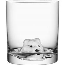 Kosta Boda New Friends juomalasi 46cl Jääkarhu