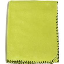 Nightingale Poncho Lime