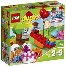 Lego 10832 LEGO DUPLO Syntymäpäiväjuhlat