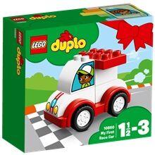 Lego 10860 DUPLO My First Ensimmäinen Kilpa-autoni