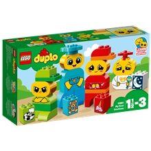 Lego 10861 DUPLO My First Ensimmäiset Tunteeni