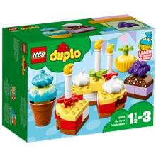 Lego 10862 DUPLO My First Ensimmäiset Juhlani