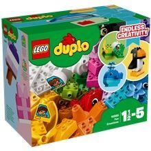 Lego 10865 DUPLO My First Hauskat Luomukset