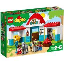 Lego 10868 DUPLO Town Maatilan Ponitalli