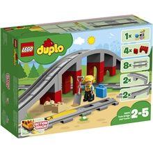 Lego 10872 LEGO DUPLO Junasilta ja junarata