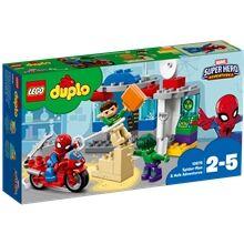 Lego 10876 DUPLO Super Hero Spider Man & Hulk