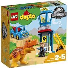 Lego 10880 LEGO DUPLO Jurassic World TRex Torni