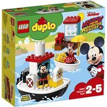 Lego 10881 LEGO DUPLO Mikin vene