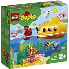 Lego 10910  Duplo Town Sukellusveneseikkailu