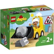 Lego 10930  Duplo Town Raivaustraktori