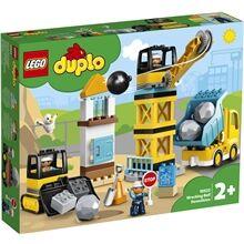 Lego 10932  Duplo Town Purkutyömaa