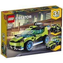 Lego 31074 LEGO Creator Rakettiralliauto