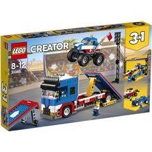 Lego 31085 LEGO Creator Liikkuva Stunttishow