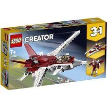 Lego 31086  Creator Futuristinen lentokone