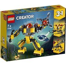 Lego 31090  Creator Vedenalainen robotti