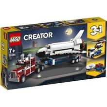 Lego 31091  Creator Sukkulankuljetusauto