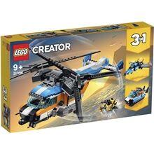 Lego 31096  Creator Kaksiroottorinen helikopteri