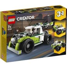 Lego 31103  Creator Rakettiauto