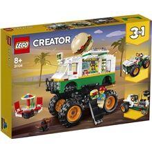 Lego 31104  Creator Purilaismonsteriauto