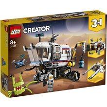 Lego 31107  Creator Avaruusmönkijätutkija