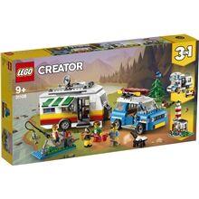 Lego 31108  Creator Karavaanariperheloma