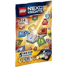 Lego 70373 LEGO Knights Nexo-yhdistelmävoimat