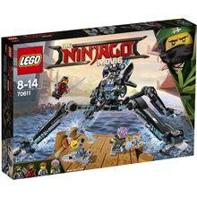 Lego 70611 LEGO Ninjago Vesiharppoja