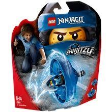 Lego 70635 LEGO Ninjago Jay - spinjitzu-mestari