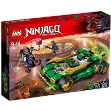 Lego 70641 LEGO Ninjago Ninjojen Yökiitäjä