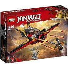 Lego 70650 LEGO Ninjago Kohtalon siipi