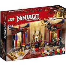 Lego 70651 LEGO Ninjago Valtaistuinsalin