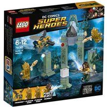 Lego 76085 LEGO Super Heroes Atlantiksen taistelu