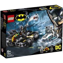 Lego 76118  Super Heroes Pakkasherran