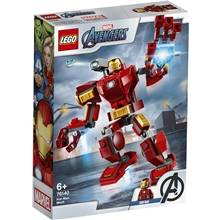 Lego 76140  Super Heroes Iron Man -robotti