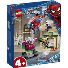 Lego 76149  Super Heroes Mysterion uhka