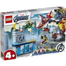 Lego 76152  Super Heroes Avengers Lokin raivo
