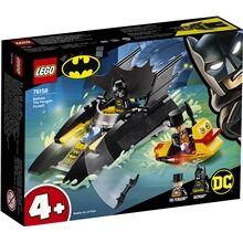 Lego 76158  Super Heroes Lepakkovene ja Pingviinin