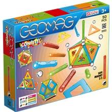 Geomag Confetti 50 osaa
